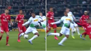 Stunning Volley From Bundesliga Could Already Be Goal Of The Season