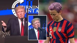 Donald Trump Says 'Wokeism' Is Behind Team USA's Olympics Loss In Extraordinary Rant