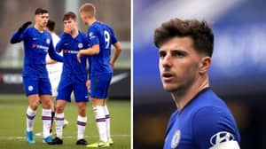 Mason Mount's Incredible Gesture For Chelsea Youngsters Proves What A Class Act He Is
