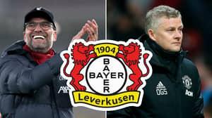 Bayer Leverkusen Account Savagely Trolls Manchester United Fan On Twitter