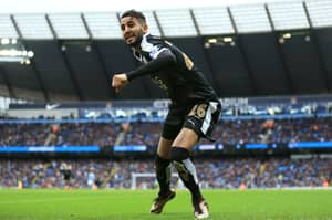 BREAKING: Riyad Mahrez Signs New Contract With Leicester
