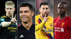 The Top 10 Most Complete Footballers Have Been Revealed
