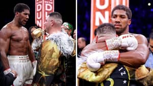 What Anthony Joshua Told Andy Ruiz Jr After Victory Shows His Class