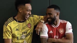 Arsenal's Home And Away Kit For Next Season Are Truly A Thing Of Beauty