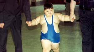 "Russian Sumo Wrestler Known As ""The World's Heaviest Boy"" Sadly Passes Away"