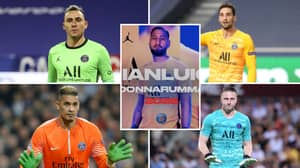 Paris Saint-Germain Now Have NINE Goalkeepers In First Team Gianluigi Donnarumma Signing