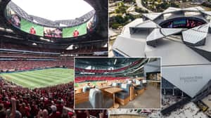 Take A Look Inside Atlanta United's £1.38 Billion Stadium - It Will Blow Your Mind