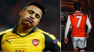 BREAKING: The Alexis Sanchez Transfer Saga Is Officially Over