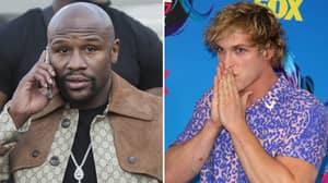 YouTuber Logan Paul Only Needs 'One Shot To Crush Floyd Mayweather,' Says Undefeated Boxer