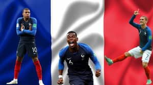 France Win The World Cup After Beating Croatia