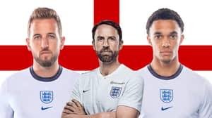Gareth Southgate Names Final 26-Man England Squad For Euro 2020