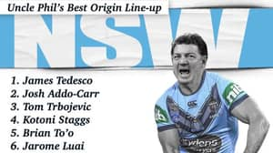 Social Media Legend 'The Gould Father' Has Named His NSW Origin Team And It's Scarily Good