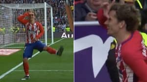Antoine Griezmann Trolls Real Madrid Fans By Performing Fornite 'L' Celebration