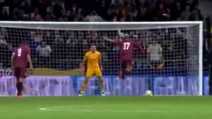 Josef Martinez Has The Most Ridiculous Penalty-Technique In World Football