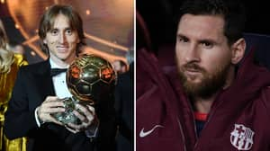 Lionel Messi Reveals His True Feelings About Finishing Fifth For The Ballon d'Or