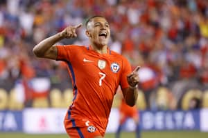 WATCH: Alexis Sanchez Stars For Chile In 4-2 Victory