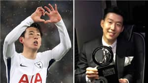Son-Heung Min Explains Why He Won't Get Married During Football Career