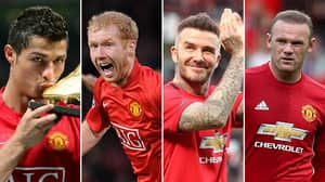 The 50 Greatest Manchester United Players Of All Time Have Been Named & Ranked In Controversial List