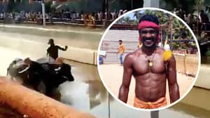 Indian Construction Worker Compared To Usain Bolt After Running 100m In 9.55 Seconds