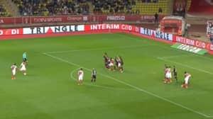 WATCH: Radamel Falcao Scores A Gorgeous Free-Kick For Monaco