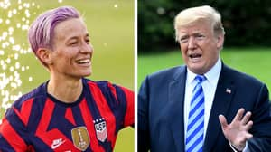 Donald Trump Says 'Leftist Maniacs' Cost US Women's Football Team Olympic Gold Medal