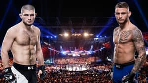 Khabib Nurmagomedov Vs Dustin Poirier Confirmed For September 7th