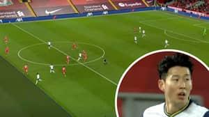 Heung-Min Son Equalises For Spurs Vs Liverpool After VAR Concludes He Was Onside