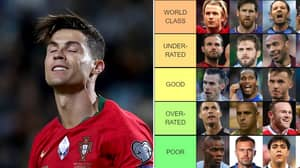 Free Kick Takers Ranked From Greatest To 'Not A Footballer'