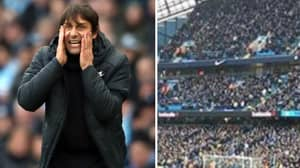 Chelsea Fans Savagely Trolled For Song Chanted At Manchester City