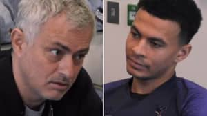 Jose Mourinho's Personal Chat With Dele Alli Shows His Excellent Management Skills