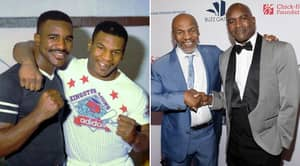 Evander Holyfield Reveals What Happened When He Sparred 17-Year-Old Mike Tyson