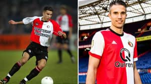 Robin van Persie's Footballing Evolution Is Complete With New Position