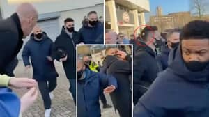 PSV Eindhoven Fans Shockingly Throw Coins At Ajax Star Dusan Tadic As He Leaves Stadium