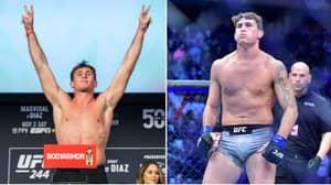UFC Star Darren Till Posts Picture Of Quarantine Induced Weight Gain