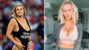 Champions League Pitch Invader Kinsey Wolanski Fined Just €15,000 For Stunt
