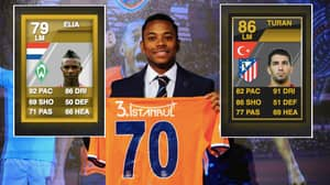 Istanbul Basaksehir's Current Squad Would Be World Class On FIFA 12 Ultimate Team