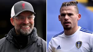 Leeds Star Kalvin Phillips 'Perfectly' Fits Liverpool And Would Cost Them A Whopping £100m