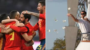 Spain Players Will Net An Incredible Bonus If They Win A Second World Cup
