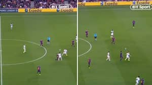 Sergio Busquets Ruins Two Inter Milan Players In A Matter Of Seconds