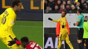 Neymar Is Unapologetic After Taking The P*ss Out Of Rennes Player