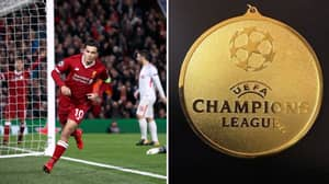 Philippe Coutinho Will Receive A Winners' Medal If Liverpool Win The Champions League