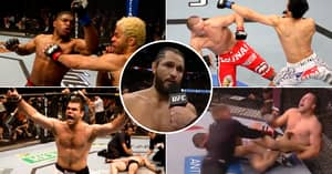 The Top 10 Times UFC Fighters Totally Lost Control In The Octagon