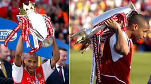 Thierry Henry Voted The Greatest Striker In Premier League History