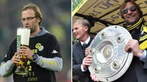 Jurgen Klopp Tells Epic Story Of Waking Up In A Truck After Winning Bundesliga Title