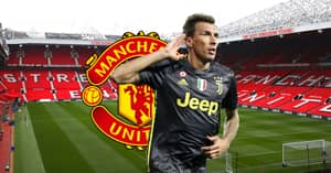 Juventus Striker Mario Mandzukic 'Agrees Verbal Terms' With Manchester United