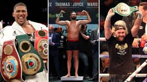 Tyson Fury Uses Praise Of Tony Bellew To Aim Dig At Anthony Joshua