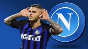 Napoli Offer Mauro Icardi The Chance To Become Serie A's Second Highest-Paid Player
