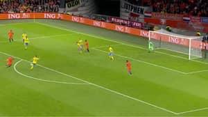 Watch: Arjen Robben Spanks Home Sublime Effort Against Sweden