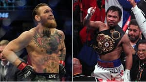 Conor McGregor Trolls Manny Pacquiao After He Signs With UFC Star's Management Team