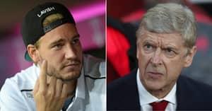 Nicklas Bendtner Called Arsene Wenger 'A W**ker' To Force Arsenal Exit